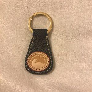 Dooney & Bourke keychain